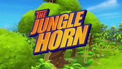 The Jungle Horn title card