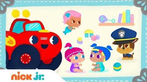 Baby Sing-Along 🍼PAW Patrol, Blaze, Shimmer and Shine & Bubble Guppies Nick Jr. Music
