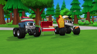 Joe And Gus Gallery Blaze And The Monster Machines Wiki