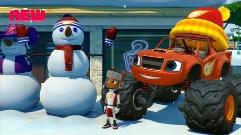 Blaze and the Monster Machines & Top Wing (Promo) All New Friday on Nick Jr.