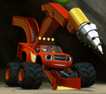 S1E19 Blaze roadheader tunneling machine ID