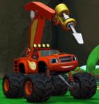 S1E16 Blaze Excavator mounted jackhammer