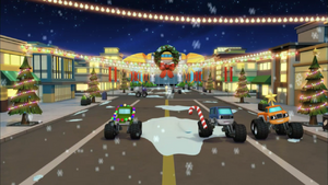 S2E6 Axle City at Christmastime