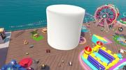 S4E6 Trucks gather round the super-size marshmallow