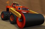 S1E9 Blaze road roller ID