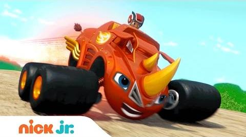 'Blaze Wild Wheels' Special Premieres Memorial Day! Blaze and the Monster Machines Nick Jr.