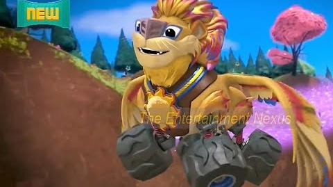 Blaze and the Monster Machines (Promo) Catch A Brand New Episode Friday on Nickelodeon