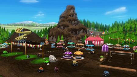 S1E13 Full view of Mud Fest