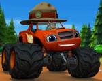S1E14 Blaze Truck Ranger ID