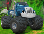 S3E20 Crusher second Team Truck Challenge ID