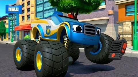 Blaze and the Monster Machines (Promo) Catch A Brand New Episode Next Friday on Nick Jr
