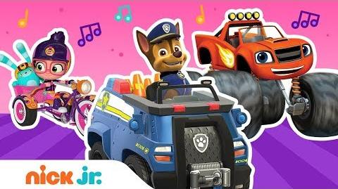 This is How We Ride Music Video w PAW Patrol, Abby Hatcher & More! Nick Jr. Song