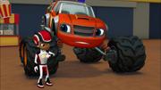 S2E11 Blaze answers the Fire Chief's call