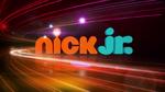 Nick Jr. logo Race Car Adventures