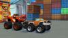 S1E3 Blaze gives orange truck a push