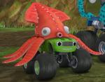 S3E12 Pickle squid costume ID
