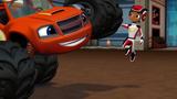 S1E3 Blaze and AJ celebratory high tire
