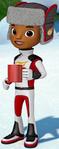 S4E12 AJ winter attire ID