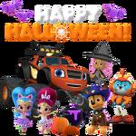 Nick Jr. Halloween 2018 header