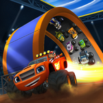 Blaze and the Monster Machines Monster Dome promo