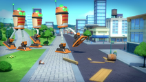 S5E12 Robots cleaning up the mess they made
