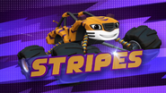 Stripes character promo