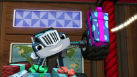 S2E6 Crusher gets his Christmas present