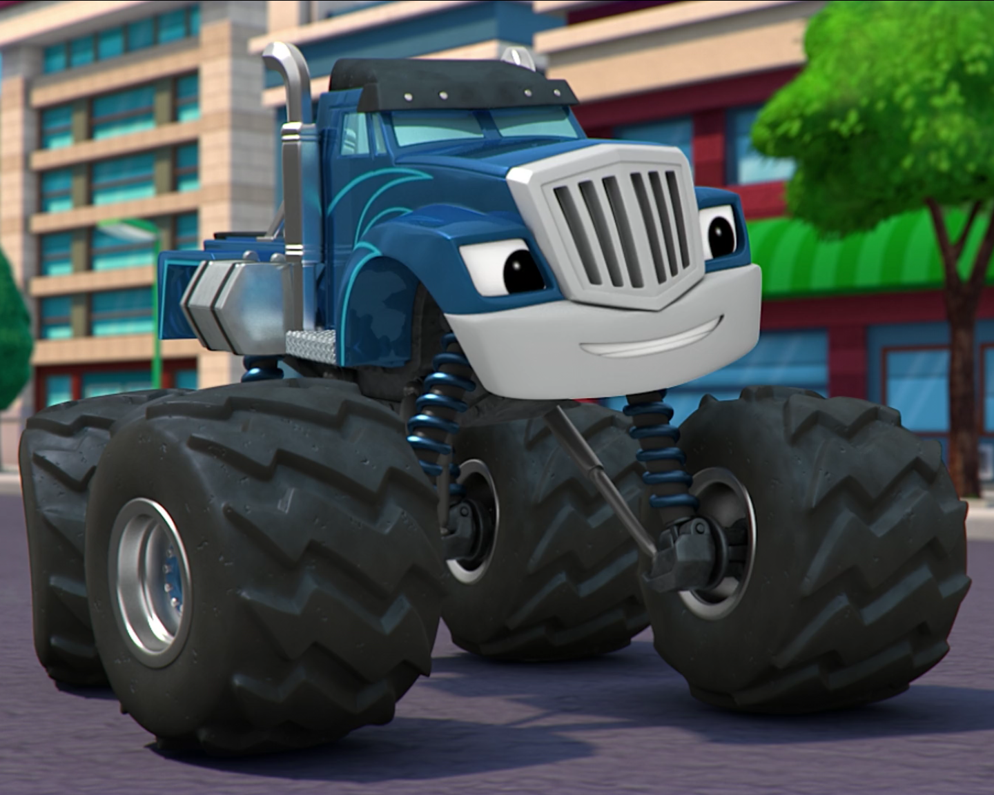 Crusher Blaze And The Monster Machines Wiki Fandom