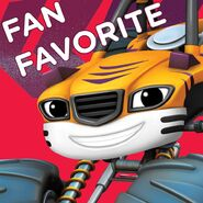 Stripes Fan Favorite icon