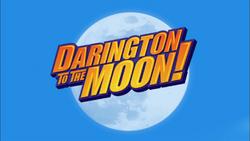 Darington to the Moon! title card