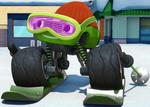 S4E12 Pickle skiing gear ID