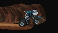 S3E1 Crusher digging a tunnel