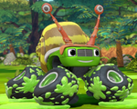 S3E12 Pickle snail costume ID
