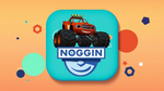 Blaze and the Monster Machines Now On Noggin card
