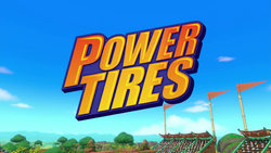 Power Tires title card