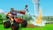 S2E1 Blaze puts out the fire