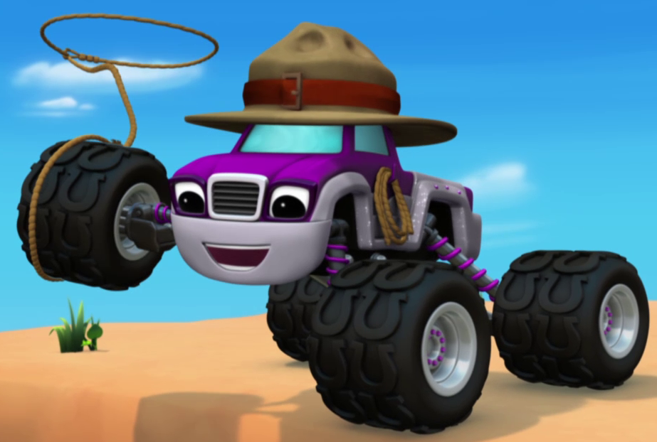 Image S1e14 Starla Truck Ranger Id Png Blaze And The Monster Machines Wiki Fandom Powered By Wikia