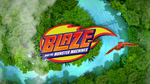 Blaze logo Wild Wheels