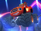Blaze and the Monster Machines Theme