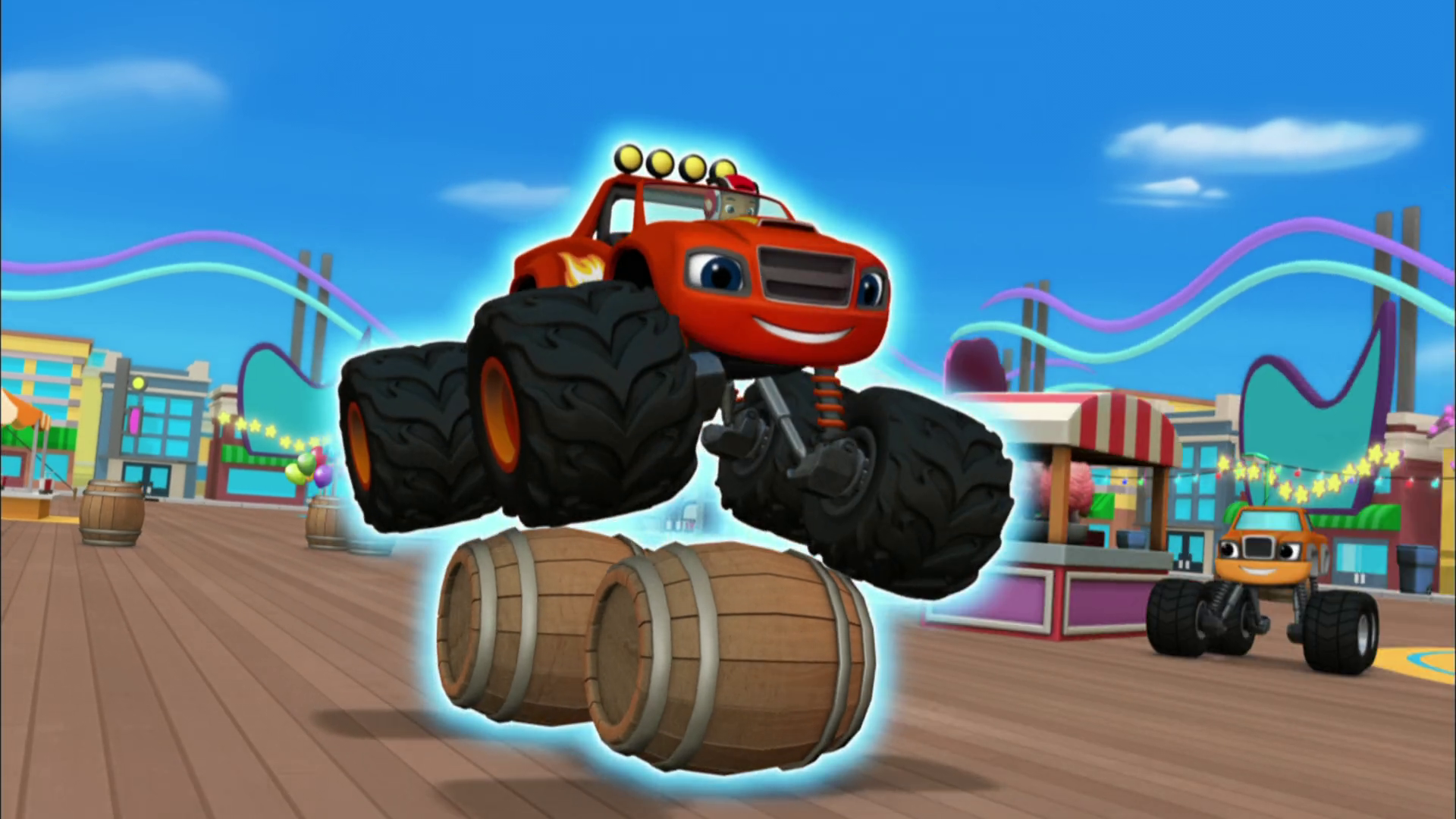 kinetic energy blaze and the monster machines wiki fandom