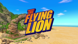 The Flying Lion title card