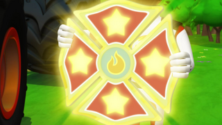 S2E1 All four stars are lit