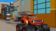 "S1E3 Blaze ""That robot has some really big feet"""