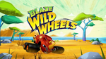 Wild Wheels promo logo
