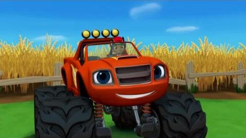 Blaze and The Monster Machines, Full Episode Promo - Amazing Blazing Stunts 2015 NEW
