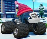 S4E12 Crusher winter attire ID