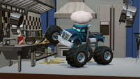 S1E20 Crusher in his pit cooking