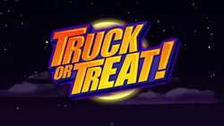 Truck or Treat! title card