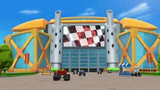S1E1-2 Blaze reaches the Monster Dome