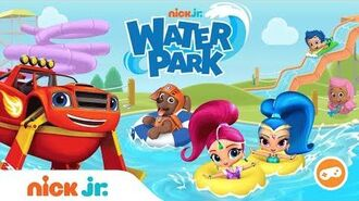 FREE Summer Water Park Game Make a Splash w PAW Patrol, Shimmer & Shine, Blaze & More Nick Jr.